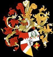 Wappen der Landsmannschaft Teutonia Würzburg